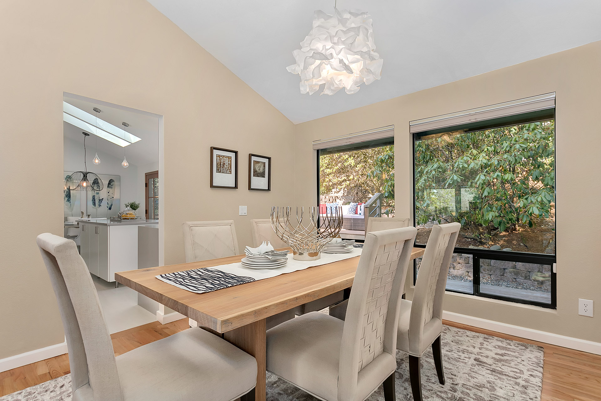 How to Photograph Dining Rooms for Real Estate