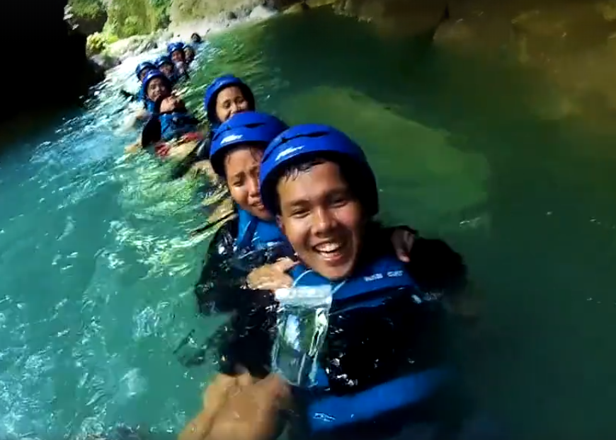 Phixer's Team Building Adventure: Kawasan Canyoneering Like a Boss