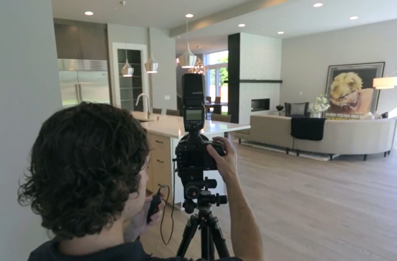 real estate video editor