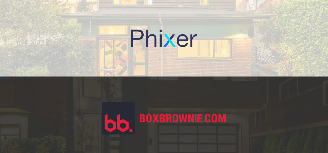 Phixer vs BoxBrownie: Innovative Real Estate Photo Editing Companies Value Comparison in 2021