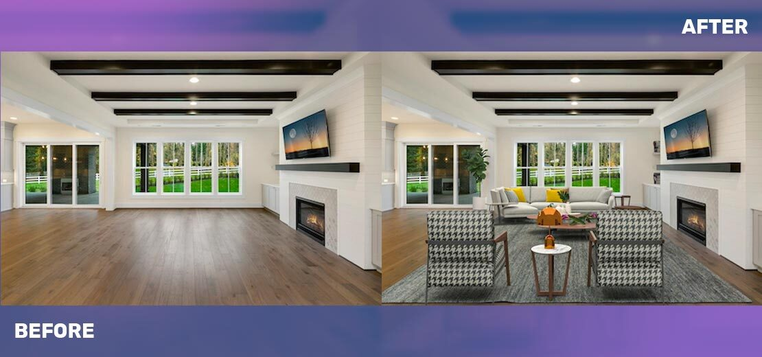6 Most Important Reasons to Use Virtual Staging When Selling a Home