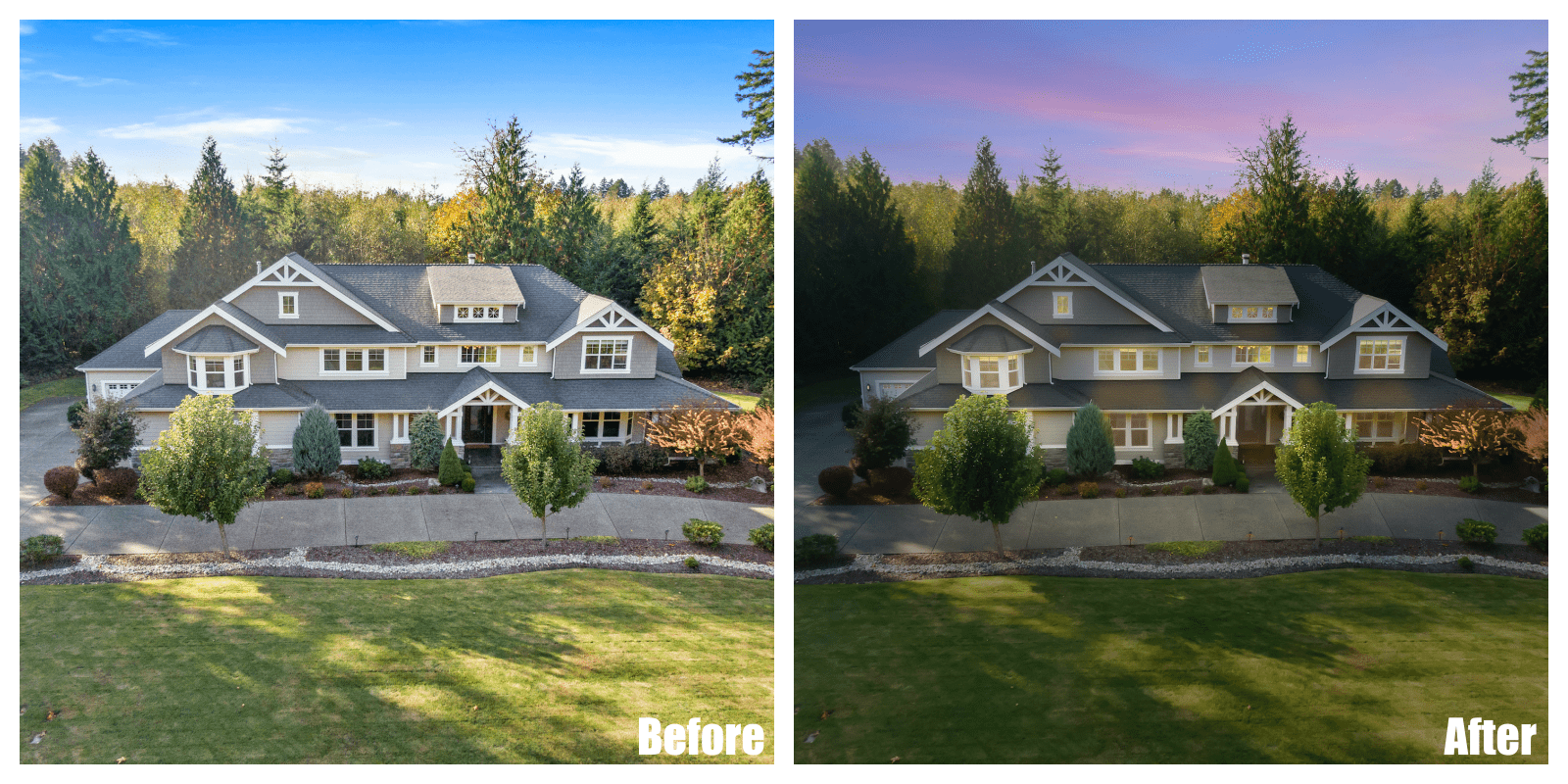 What are Top 5 Fascinating Facts About Real Estate Twilight Photo Editing?